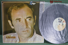 Винил, 1 lp. Шарль Азнавур. Charles Aznavour, Serie Vedettes. Barclay, Франция.